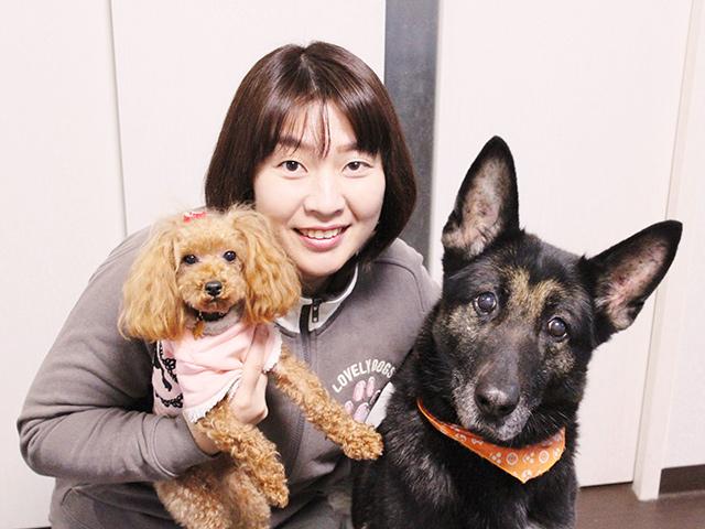 日本警察犬協会・ジャパンケネルクラブ 公認訓練士 三井 規